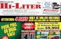 Wisconsin Hi-Liter for 3/22/2017