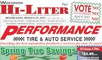 Wisconsin Hi-Liter for 3/29/2017