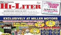 Wisconsin Hi-Liter for 4/26/2017