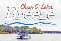Chain O' Lakes Breeze for May 2017