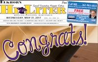 Elkhorn Hi-Liter for 5/31/2017 Graduation Special Edition