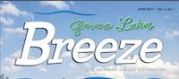 Geneva Lake Breeze for June 2017