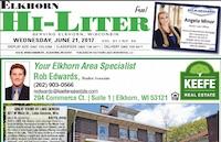 Elkhorn Hi-Liter for 6/21/2017