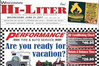 Wisconsin Hi-Liter for 6/21/2017