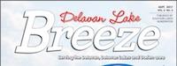 Delavan Lake Breeze for September 2017