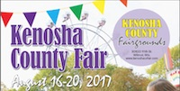 Kenosha County Fair August 2017