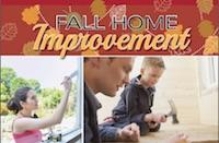 Home & Design Fall Home Improvement for Sept. 2017