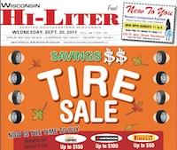 Wisconsin Hi-Liter for 9/20/2017
