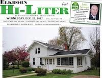Elkhorn Hi-Liter for 12/20/2017