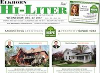 Elkhorn Hi-Liter for 12/27/2017