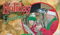 Whitewater & Palmyra Holiday Greetings for 2017
