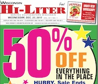Wisconsin Hi-Liter for 12/27/2017