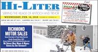 Illinois Hi-Liter for 2/14/2018