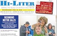 Illinois Hi-Liter for 2/28/2018