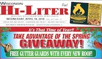 Wisconsin Hi-Liter for 4/18/2018