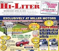 Wisconsin Hi-Liter for 4/25/2018
