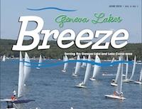 Geneva Lakes Breeze for June 2018
