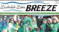 Lauderdale Lakes Breeze for Summer 2018