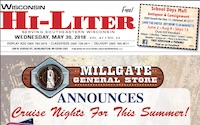 Wisconsin HiLiter for 5/30/2018