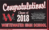 Whitewater High School Class of 2018