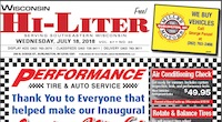 Wisconsin HiLiter for 7/18/2018
