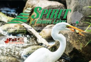 Spirit of Lake Geneva for Sept. 2018