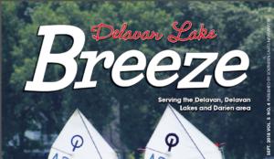 Delavan Lake Breeze for September 2018