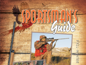 Sportsman Guide for Fall/Winter 2018