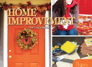 Homes & Design – Fall Home Improvement for 2018