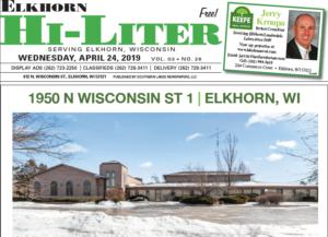 Elkhorn Hiliter 4/24/2019