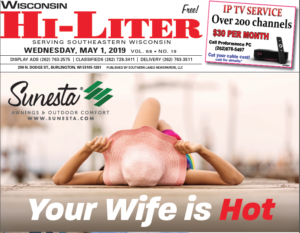 Wisconsin HiLiter for 5/1/2019