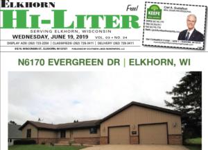 Elkhorn HiLiter for 6/19/2019