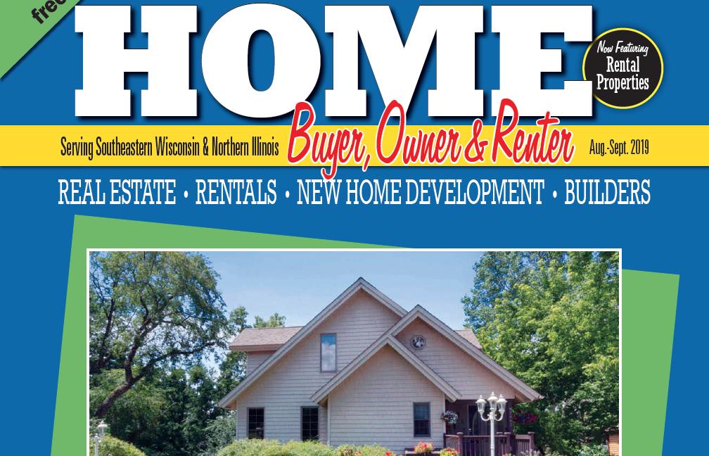 Home Buyer August/September for 2019