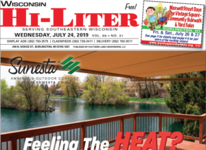 Wisconsin HiLiter for 7/24/2019