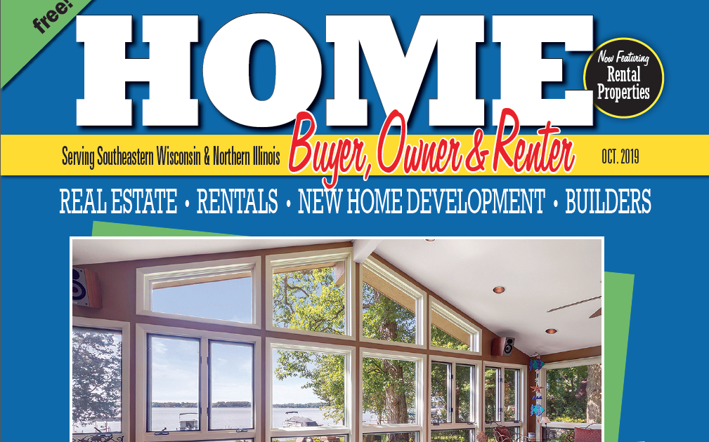 Home Buyer for October 2019