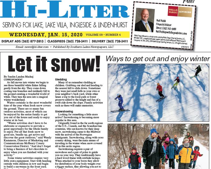 Illinois HiLiter for 1/15/20