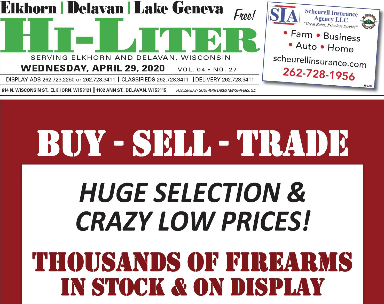 Hi-Liter Elkhorn/Delavan 4/29/2020