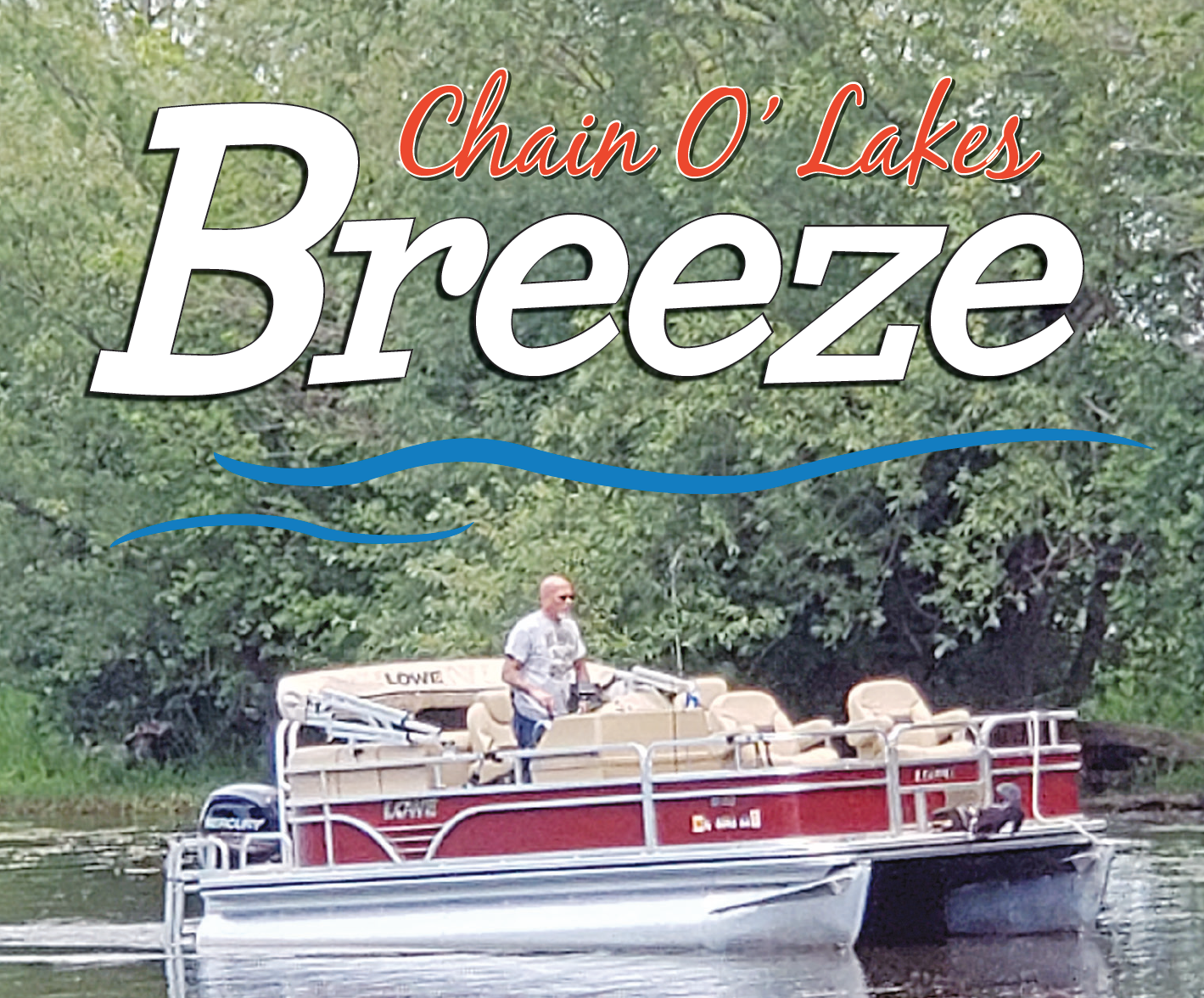 Chain of Lakes Breeze May 2020