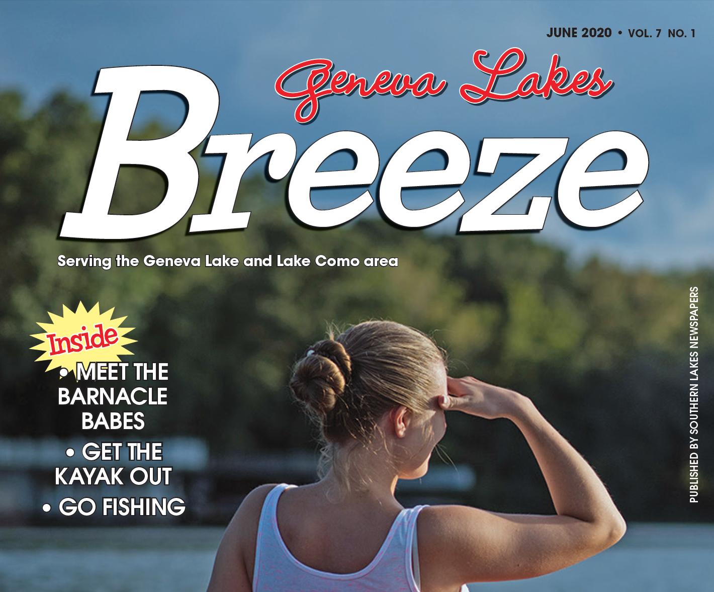 Geneva Lakes Breeze June 2020