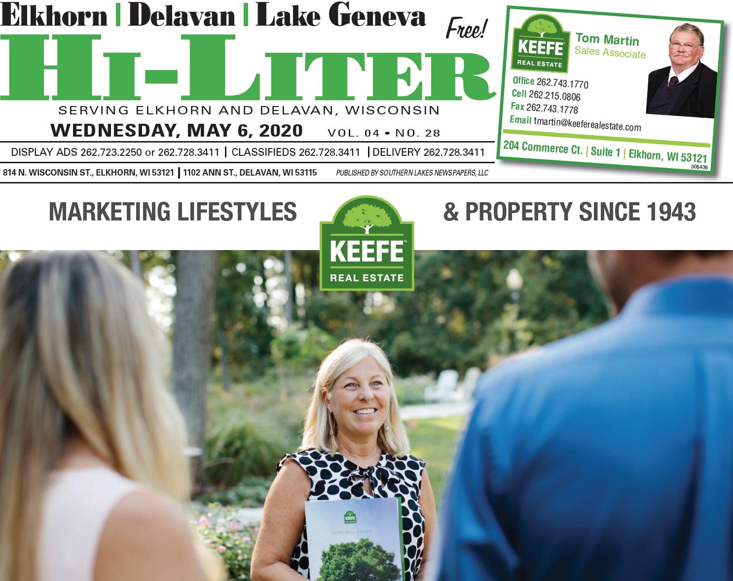 Hi-Liter Elkhorn/Delavan 5/6/2020