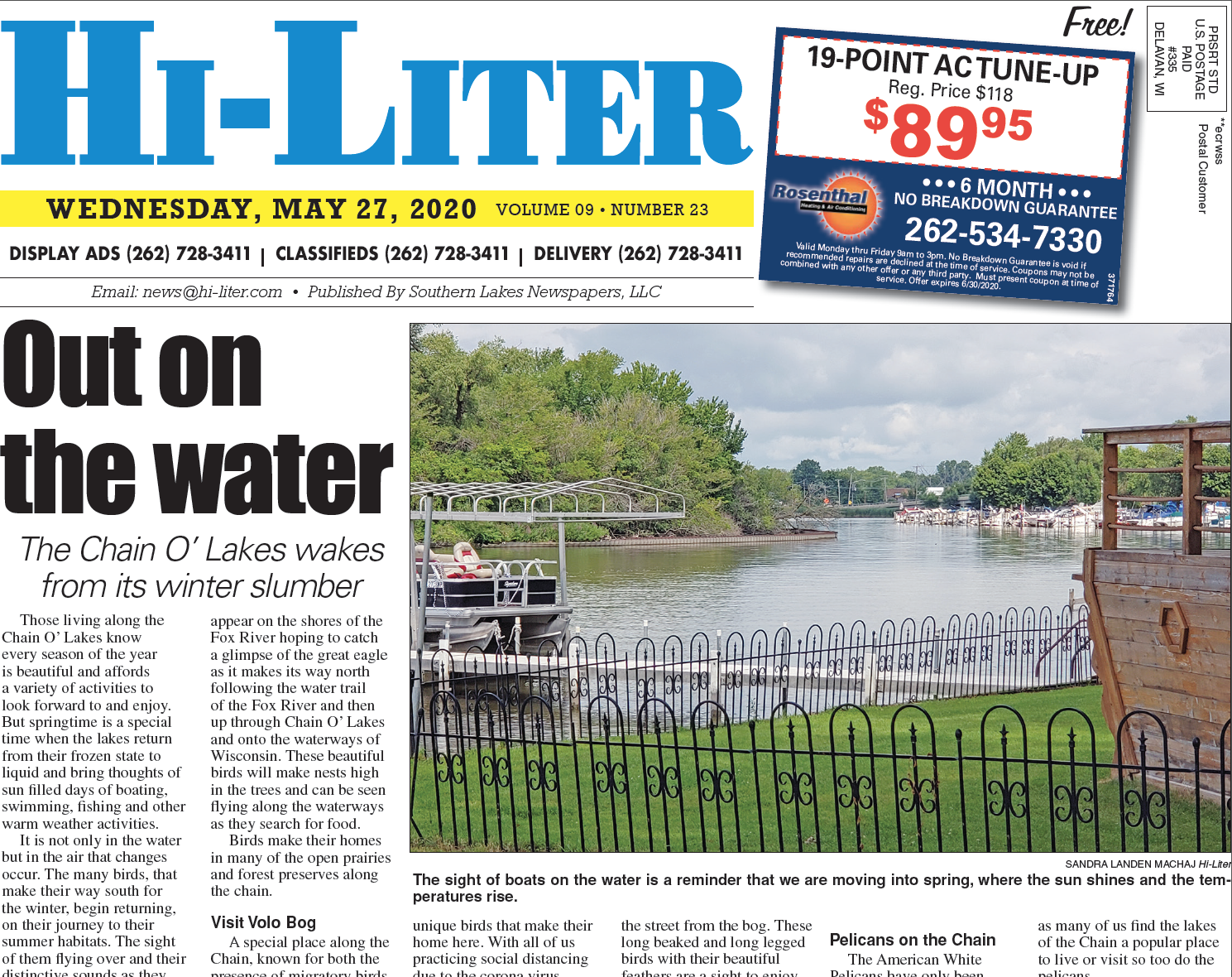 Hi-Liter Illinois 5/27/20