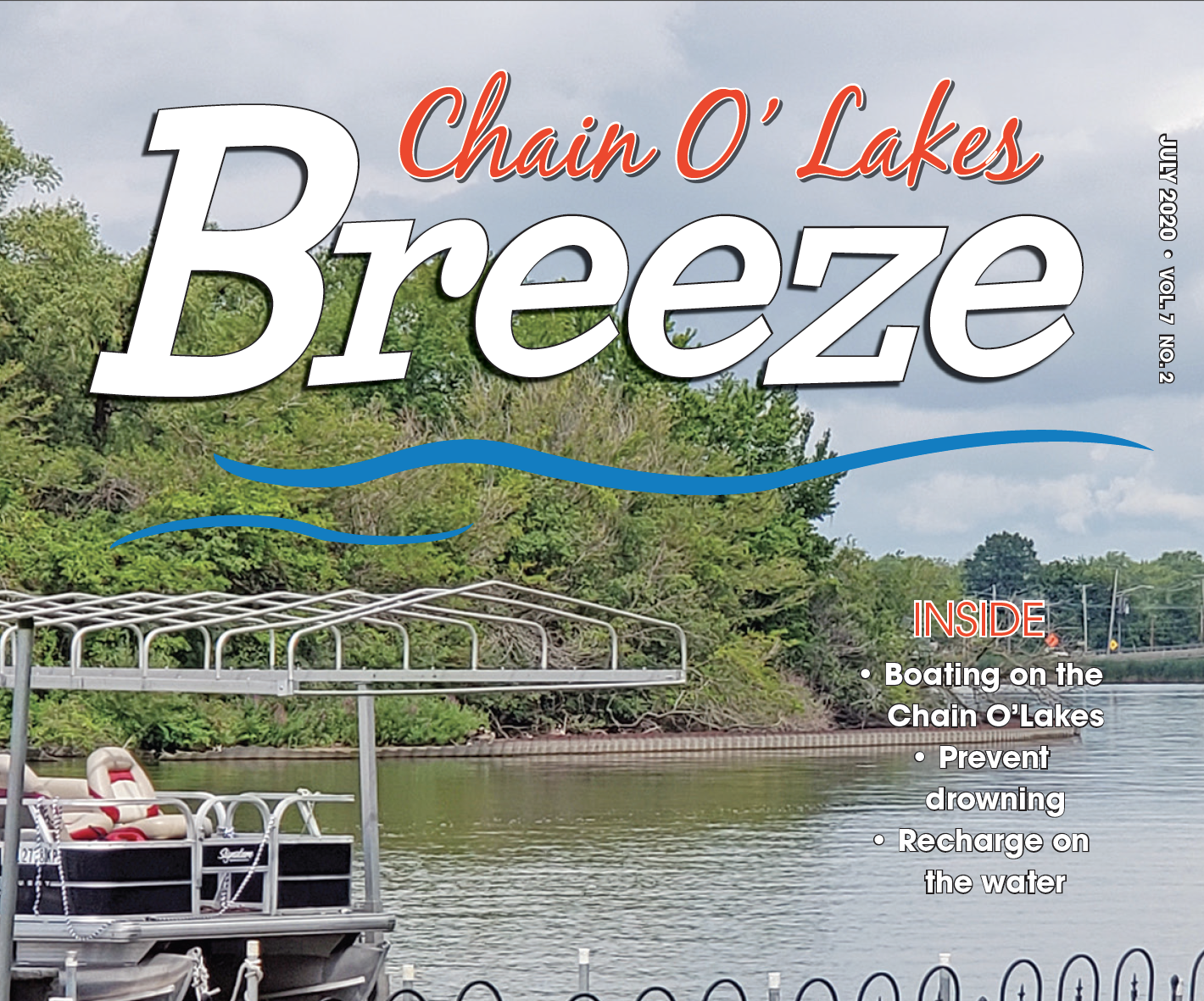 Chain of Lakes Breeze July 2020