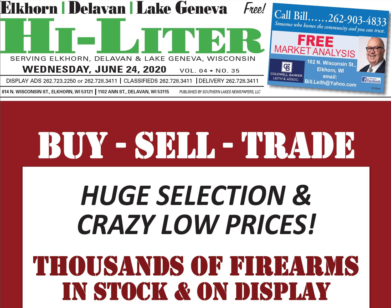 Hi-Liter Elkhorn/Delavan 6/24/2020