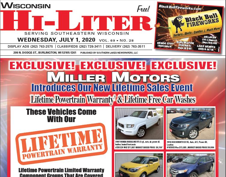 Hi-Liter Wisconsin 7/1/2020