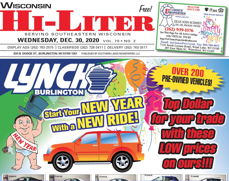 Hi-Liter Wisconsin 12/30/2020