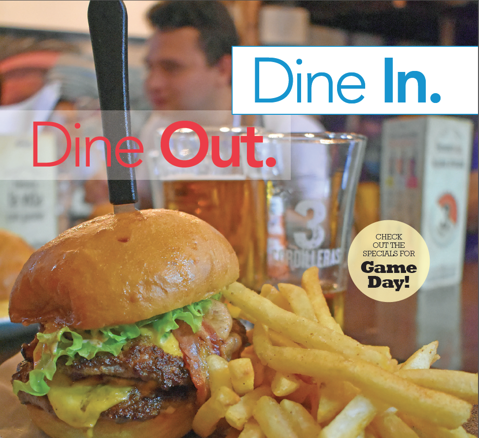 Dine in Dine Out Winter 2021