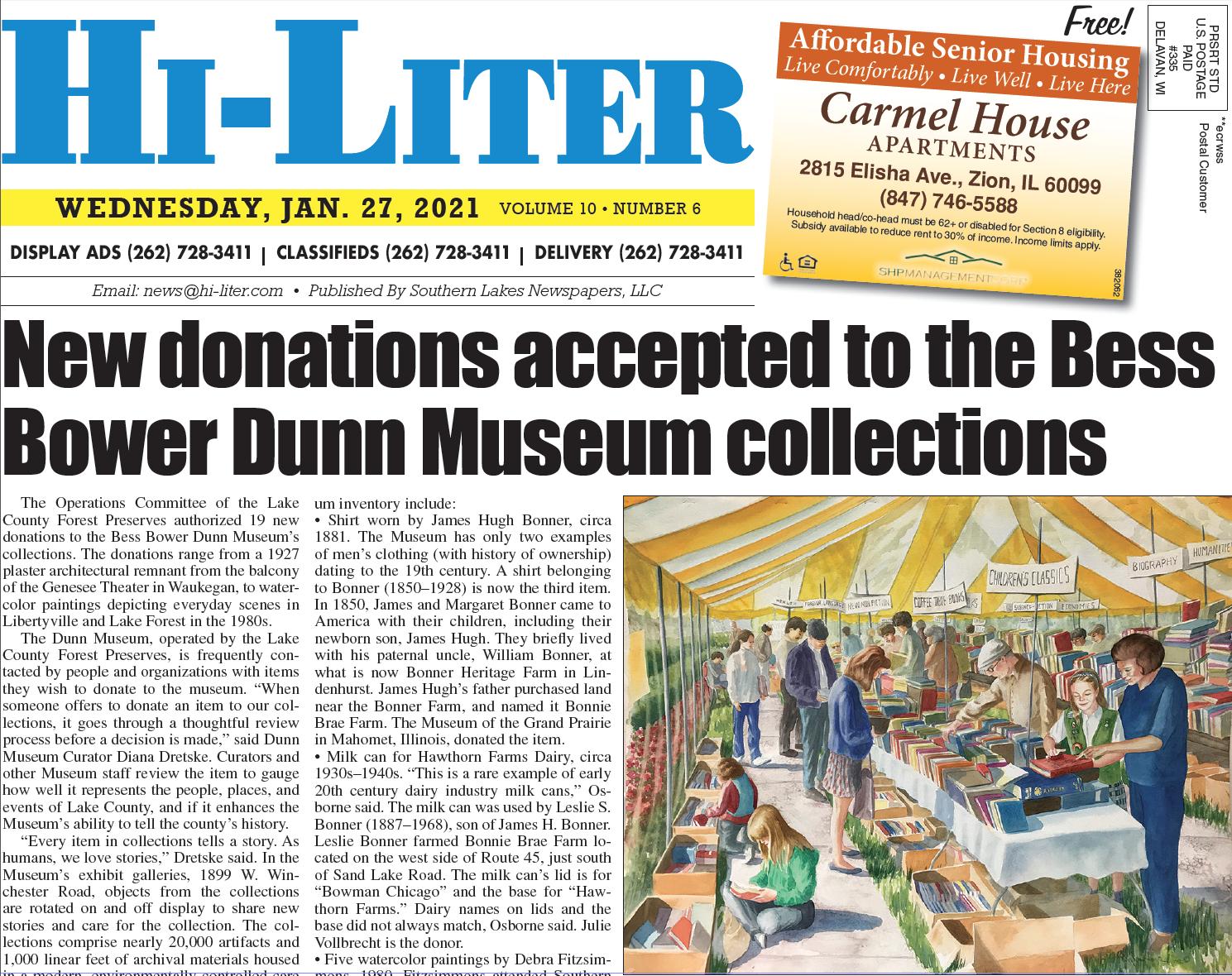 Hi-Liter Illinois 1/27/21
