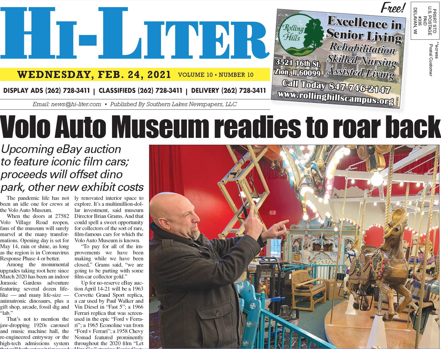Hi-Liter Illinois 2/24/21