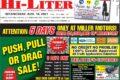 Hi-Liter Wisconsin 8/18/2021