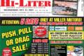 Hi-Liter Wisconsin 10/13/2021